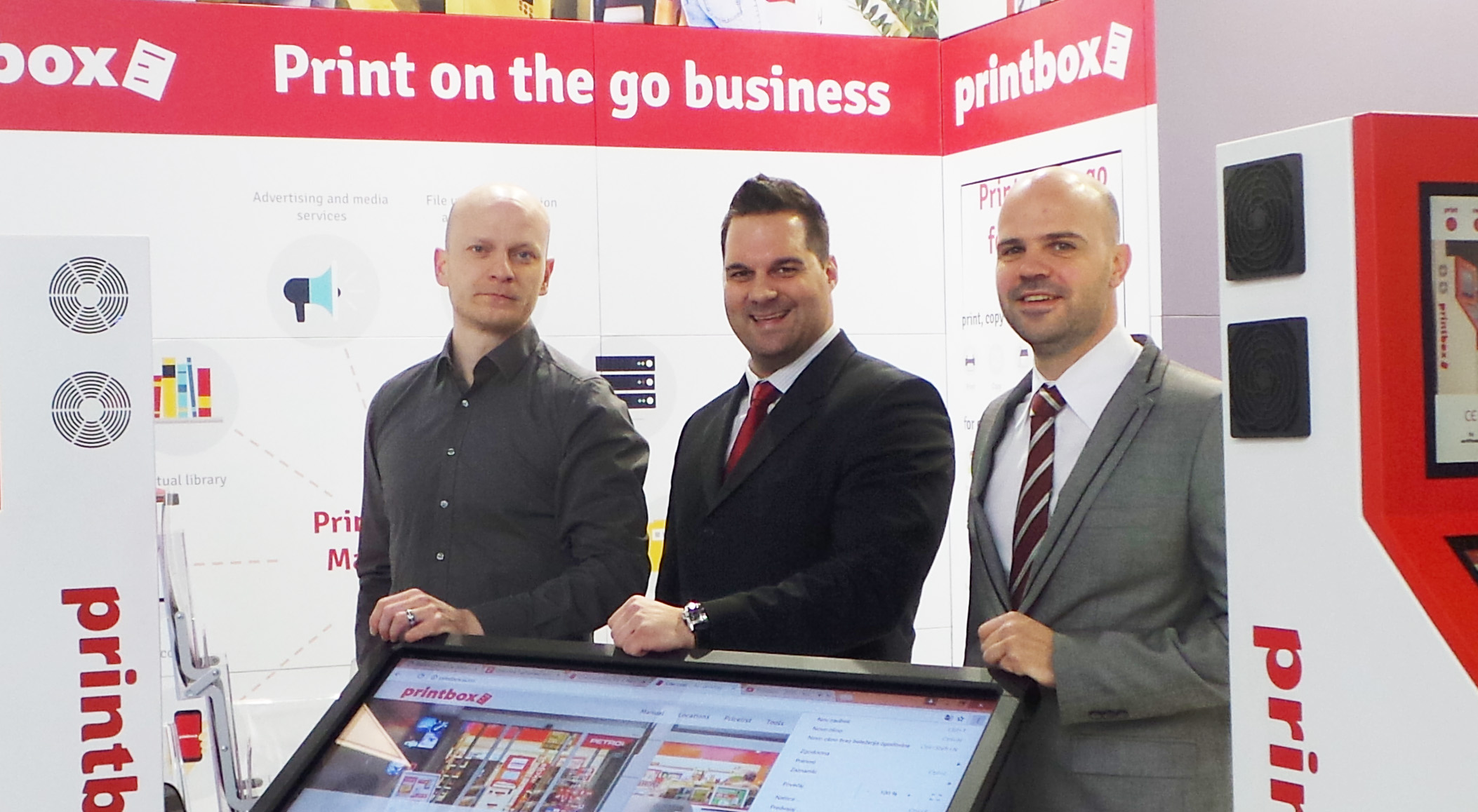 Successful Printbox appearance at CeBIT 2017